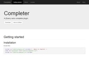 jquery_Completer